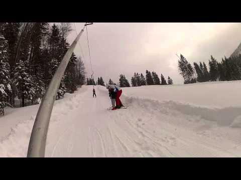 Ski en famille au Col de Marcieu