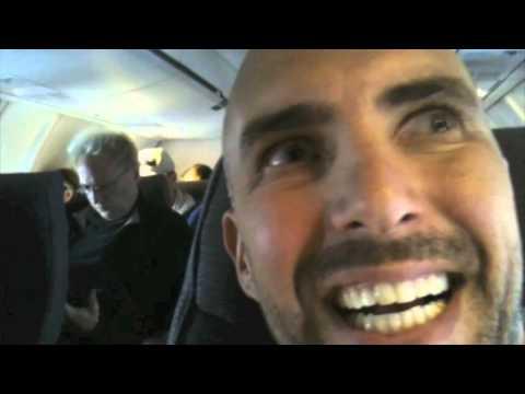 DJ Flying Home on Red Bull