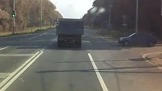 Такие кадры ездят по дорогам