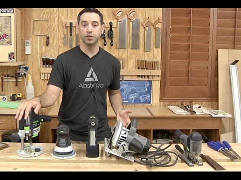 Basic Set of Tools for the Woodworking Beginner