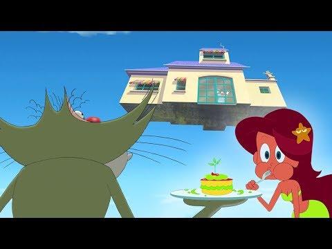 Zig & Sharko - Oggy et les cafards ☁ Dans le ciel ☁  Episodes complets en HD