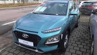 Цены на авто из Германии 2018 - Hyundai Kona, Tucson, i30, Santa Fe