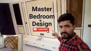Latest Master Bedroom (बेडरूम ड़िजाइन) Amazing Bedroom , Best Bedroom Design, Coaching Bed