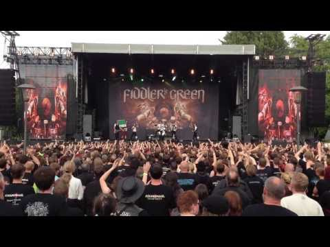 Fiddlers Green - Irish Openair Toggenburg 2013