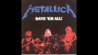 Metallica - Dave