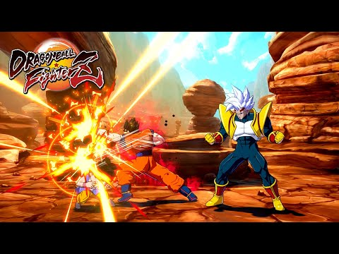 Gameplay Super Baby 2 de Dragon Ball FighterZ