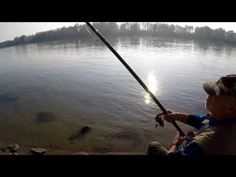 Abbronzatura invernale su pesca
