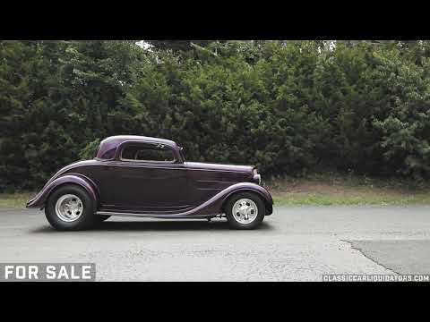 Video of '34 Coupe - QA7J
