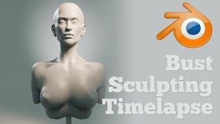 sculpt in blender
