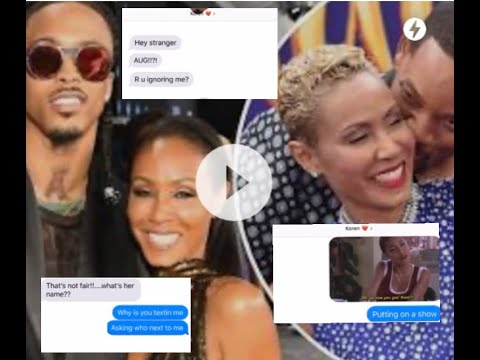 "August Alsina Says Will Smith ""Gave Permission To Sleep With Wife Jada"" 