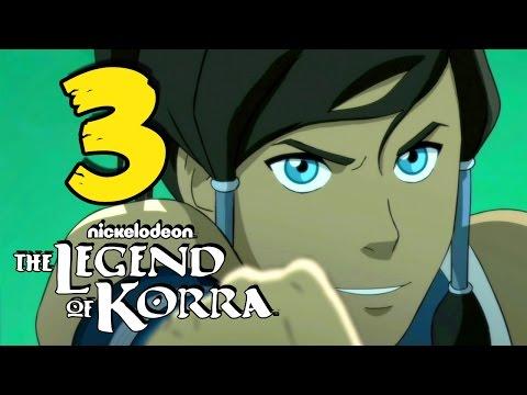 Прохождение The Legend of Korra - Часть 3: Земля ᴴᴰ 1080p