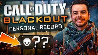 MY *NEW* CALL OF DUTY BLACKOUT RECORD - 15 SOLO KILLS
