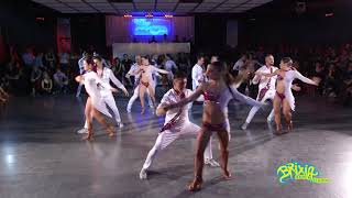 En Todo fuiste la mejor - Bachata Show by Latin Brixia