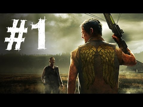 The Walking Dead Survival Instinct Gameplay Walkthrough Part 1 - Intro (Video Game)
