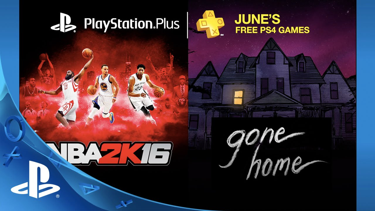 PlayStation Plus: Free Games for June 2016