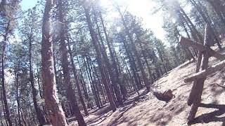First rip on my new Yeti SB6.  Dowdy Draw trail.