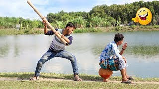 Very Funny Stupid Boys 2020_Try Not To Laugh_Episode 113_By_Haha idea