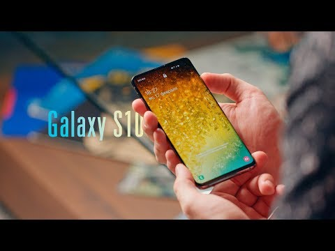 Galaxy S10e / S10 / S10+ hands-on