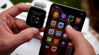Apple Watch Series 4 Aluminium 44mm kicsomagoló video