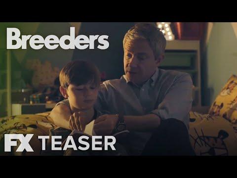 Video trailer för Breeders   Season 1: Artist Teaser   FX