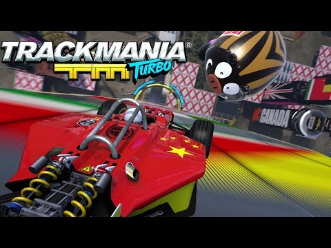 Видео № 0 из игры Trackmania Turbo [PS4/PSVR]