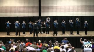 preview picture of video 'Minne-Brass @ 2014 Rochester Mini Corps Show - BFDTV'