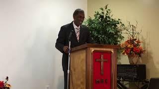 December 4, 2017 - The Devil's Devices: God Is Not Good Enough, Pastor Dennis Jefferson