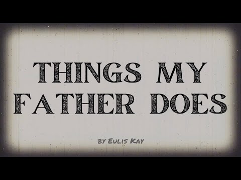A little song I wrote for Father's Day 2020. Enjoy!