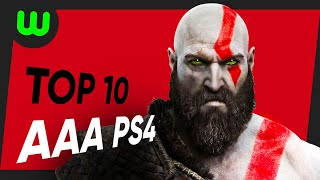 Top 10 PS4 Triple-A Games of All Time | whatoplay