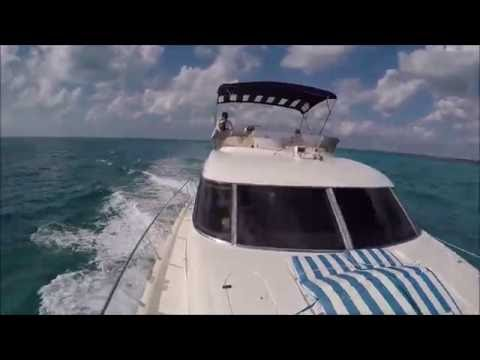 Boat Party – Cancun Mexico