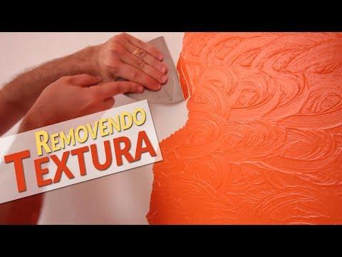Remover a textura