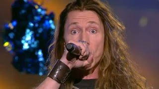 E-Type - Campione - Idol Sverige (TV4)