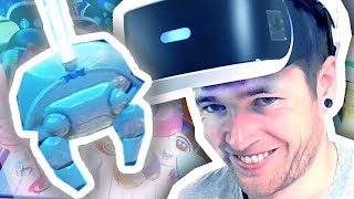 VIRTUAL REALITY CLAW MACHINE!!! (PSVR)► Subscribe and join TeamTDM! :: http://bit.ly/TxtGm8► DANTDM US TOUR TICKETS :: http://bit.ly/DanTDMUSTour► Follow Me on Twitter :: http://www.twitter.com/DanTDM► Previous video :: https://youtu.be/HllYUwarZdMLet's try out a brand new virtual reality and use the awesome VR CLAW MACHINE!!► Check out Playstation VR :: https://www.playstation.com/en-us/explore/playstation-vr/?emcid=pa-pe-97928► BRAND NEW MERCHANDISE :: http://www.dantdmshop.com► Powered by Chillblast :: http://www.chillblast.com-- Find Me! --Twitter: http://www.twitter.com/DanTDMFacebook: http://www.facebook.com/TheDiamondMinecartInstagram: http://www.instagram.com/DanTDM