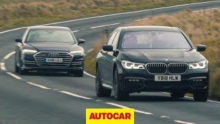 [Autocar] Audi A8 vs BMW 7 Series | What\\