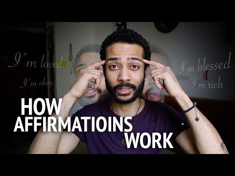 How Affirmations Work | What Affirmations do to the Subconscious Mind