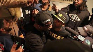Intense Moments In Battle Rap Part 2