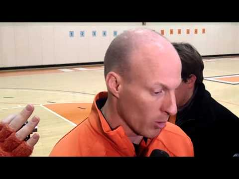 Illini coach John Groce Interview on NIT Selection 3/16/14