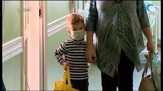 Новгородская область находится на пороге сезонной эпидемии гриппа и ОРВИ