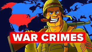 Worst War Crimes Committed by the United States During WW2