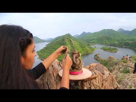 How to make Eco-friendly Ganesha