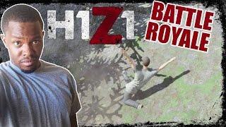 Battle Royale H1Z1 Gameplay - SUICIDE BOMBER! | H1Z1 BR Gameplay