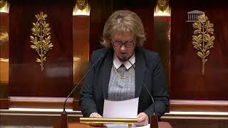 Séance à l'Assemblée aujourd'hui où j'ai défendu au nom de la majorité La REM la proposi
