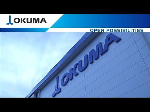 NEW Okuma Corporate Profile Video 2015