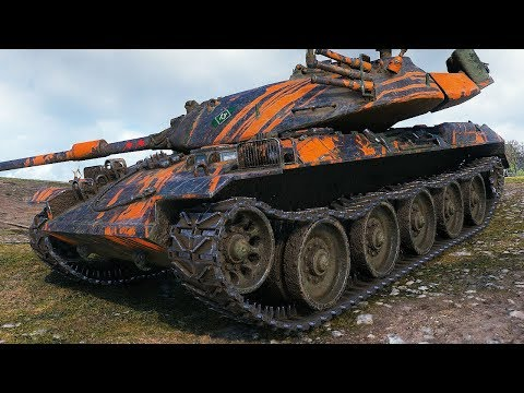 STB-1 - NOW IT'S EPIC - World of Tanks Gameplay