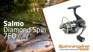 Катушка безынерционная salmo diamond spin 6 30rd