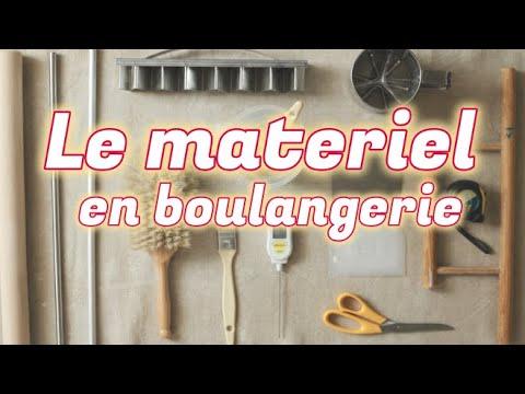 Boulangerie Pas à Pas N°13: Le Materiel. CAP boulanger