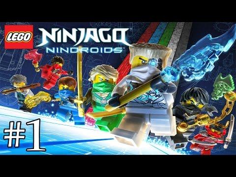 Vidéo LEGO Jeux vidéo PSVLNN : Lego Ninjago: Nindroids PS Vita