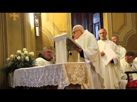 Benedizione papale per i 100 anni di don Luigi Curti