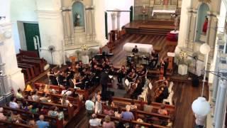 Camerata Florianópolis (Música Suave-Roberto Carlos) Feira Da Freguesia São José - SC