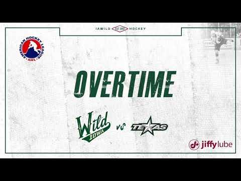 Stars vs. Wild | Oct. 12, 2018